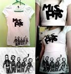 Misfits t-shirt.