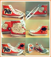 Misfits Shoes.