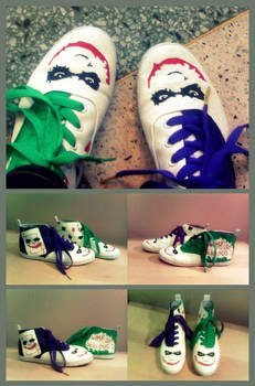 Joker Shoes.
