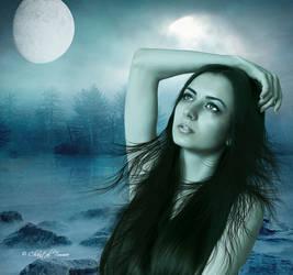 Moonlight by ischarm