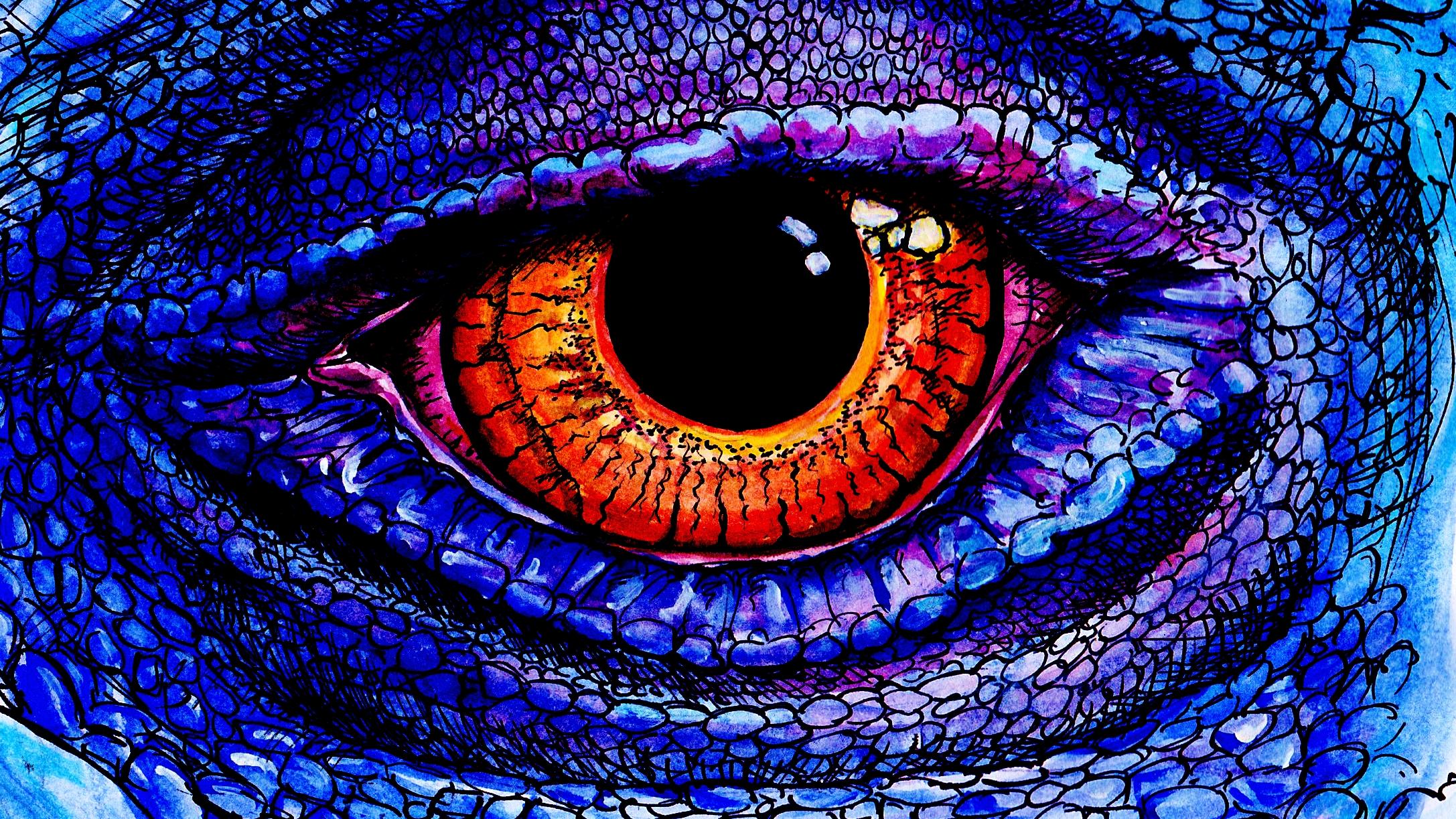 Dragon Eye By FRoedo On DeviantArt