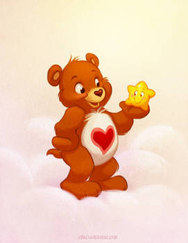 Tenderheart Bear