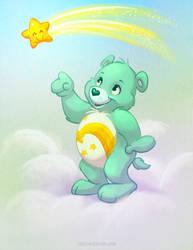 Wish Bear by autogatos