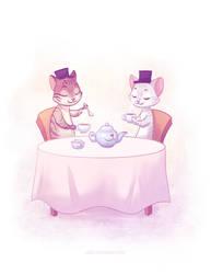 Tea Time by autogatos