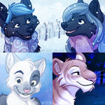 Icon Commissions Oct-November 2013
