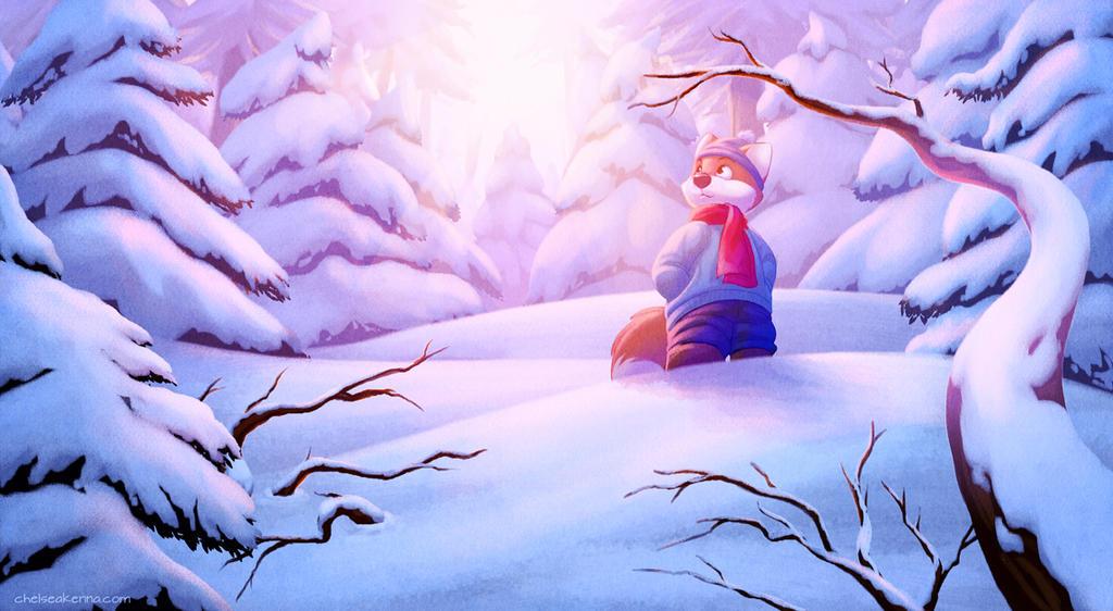 Winter Wonderland by autogatos