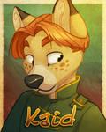 Kaid Badge