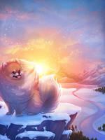 Animystics: Tiny Dog, Big Spirit by autogatos