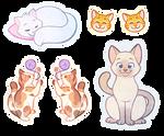 Omnibus Treasury - Charming Kitties
