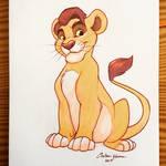 Sketch Dailies: Mufasa