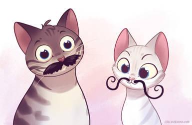 Catstaches