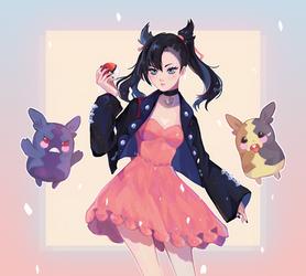 Marnie by Yubuki