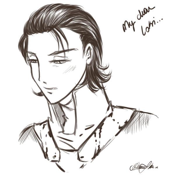 Loki by Yusuruha