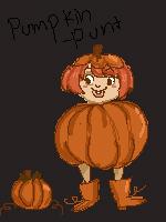 Pumpkinpunt by The-Nettle-Knight