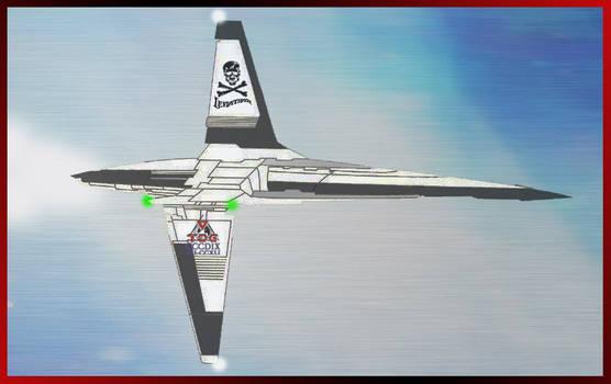 Renegade Legion Ultor-class BB - a second one!
