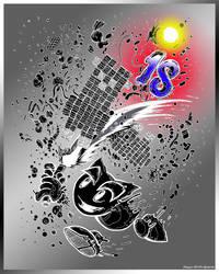 DevArt 18 b-day by Sings-With-Spirits