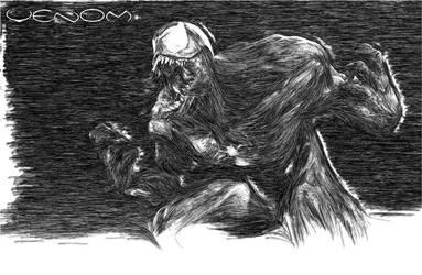 Venom by haxxorkris