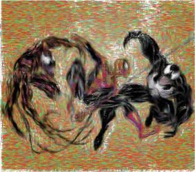 Spidey Artwork by haxxorkris