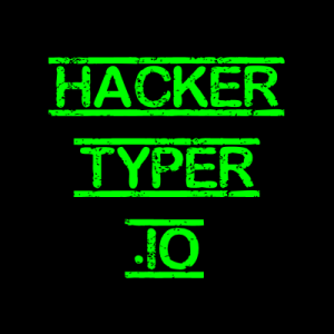 hackertyperio's Profile Picture