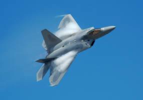 F-22A Raptor Magnet 1 by jdmimages