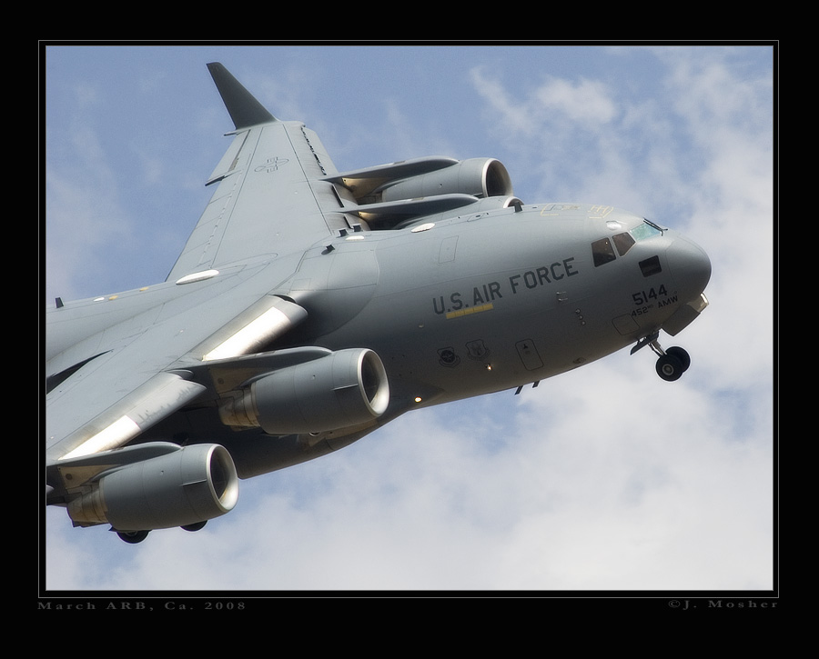 C-17 March Demo 3 by jdmimages