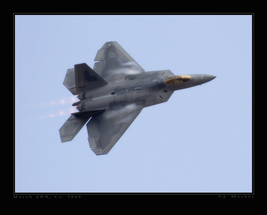 F22A Vapors and Burners by jdmimages