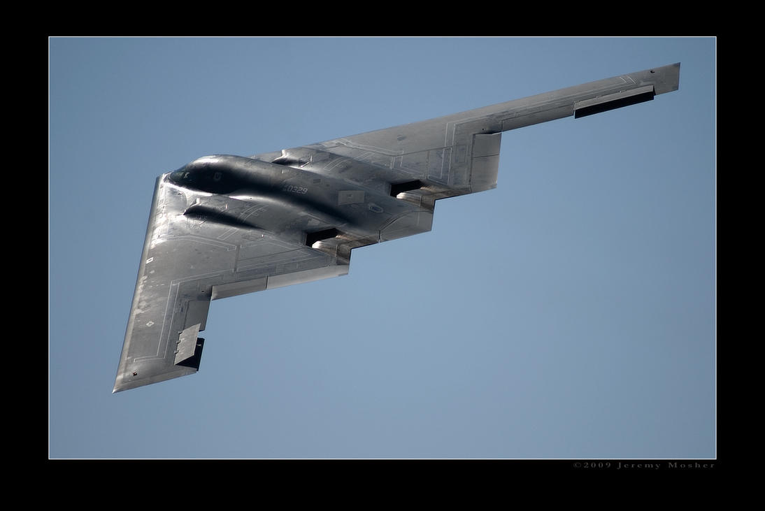 B-2 2009 by jdmimages
