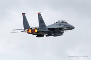 Another F-15 by jdmimages