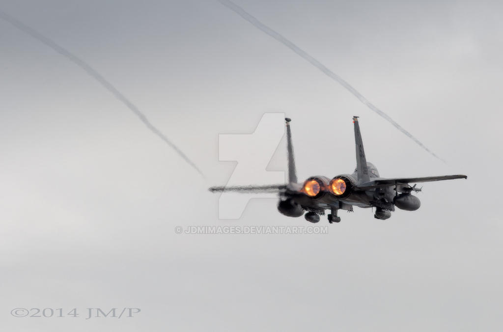 F15 Vapors by jdmimages