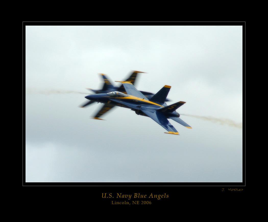 Blue Angels 2 By Jdmimages On Deviantart
