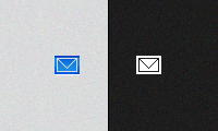 Mail icon by kevinS555
