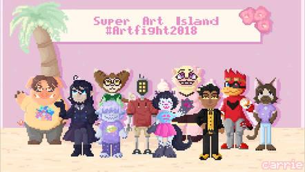 Art Fight 2018