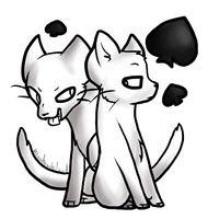Free Valentines Kitty Base - Kismesissitude by ThisAccountIsDead462
