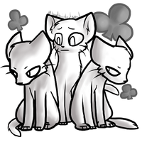 Free Valentines Kitty Base - Auspisticism by ThisAccountIsDead462