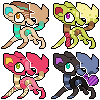 CLOSED 65pt Velcren Icon Adopts by Taiinty