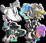 CLOSED 350pt Creature Designs