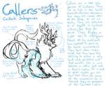 Callers - Cuilleck Subspecies Ref