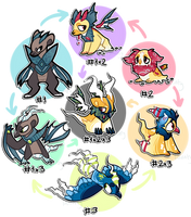 CLOSED Hexafusion (set price) Adopts by ThisAccountIsDead462