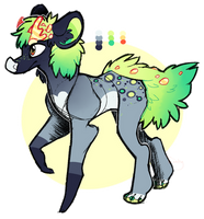 CLOSED Creature Doodle Adopt by ThisAccountIsDead462