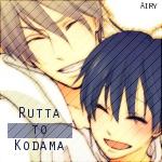 Rutta to Kodama by Airyttan