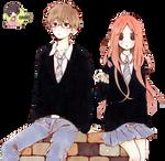Render | Suiren X Kawasumi