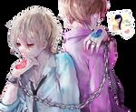 Render | Mahiro x Yoshino