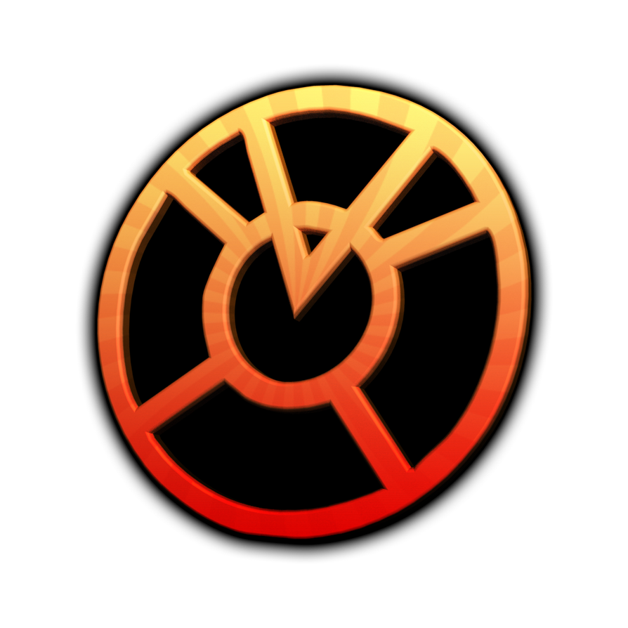 Orange Lantern by Dynamicz34