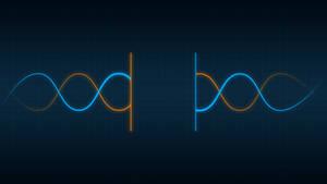 Portal Themed Wallpaper (1080p)