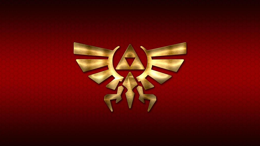 Golden Zelda Wallpaper (1080p) by Dynamicz34