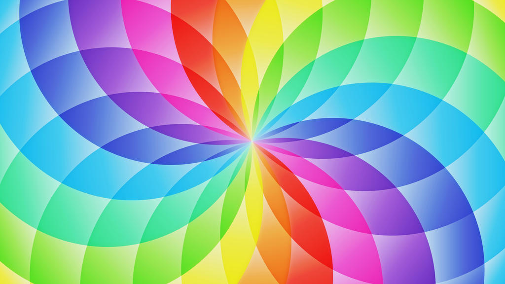 Rainbow  July by Dynamicz34
