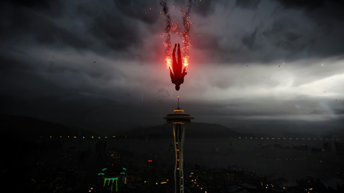 Infamous : Second Son Screenshots By Dynamicz34 On DeviantArt