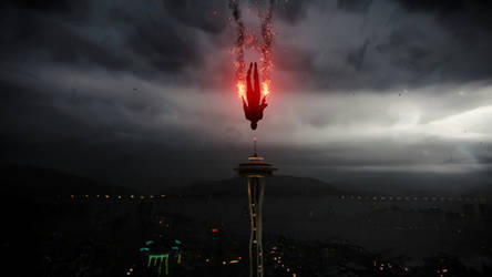 Infamous : Second Son Screenshots