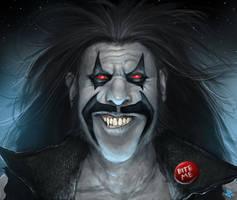 The Main Man   Ron Perlman - Lobo by Churchofrobot