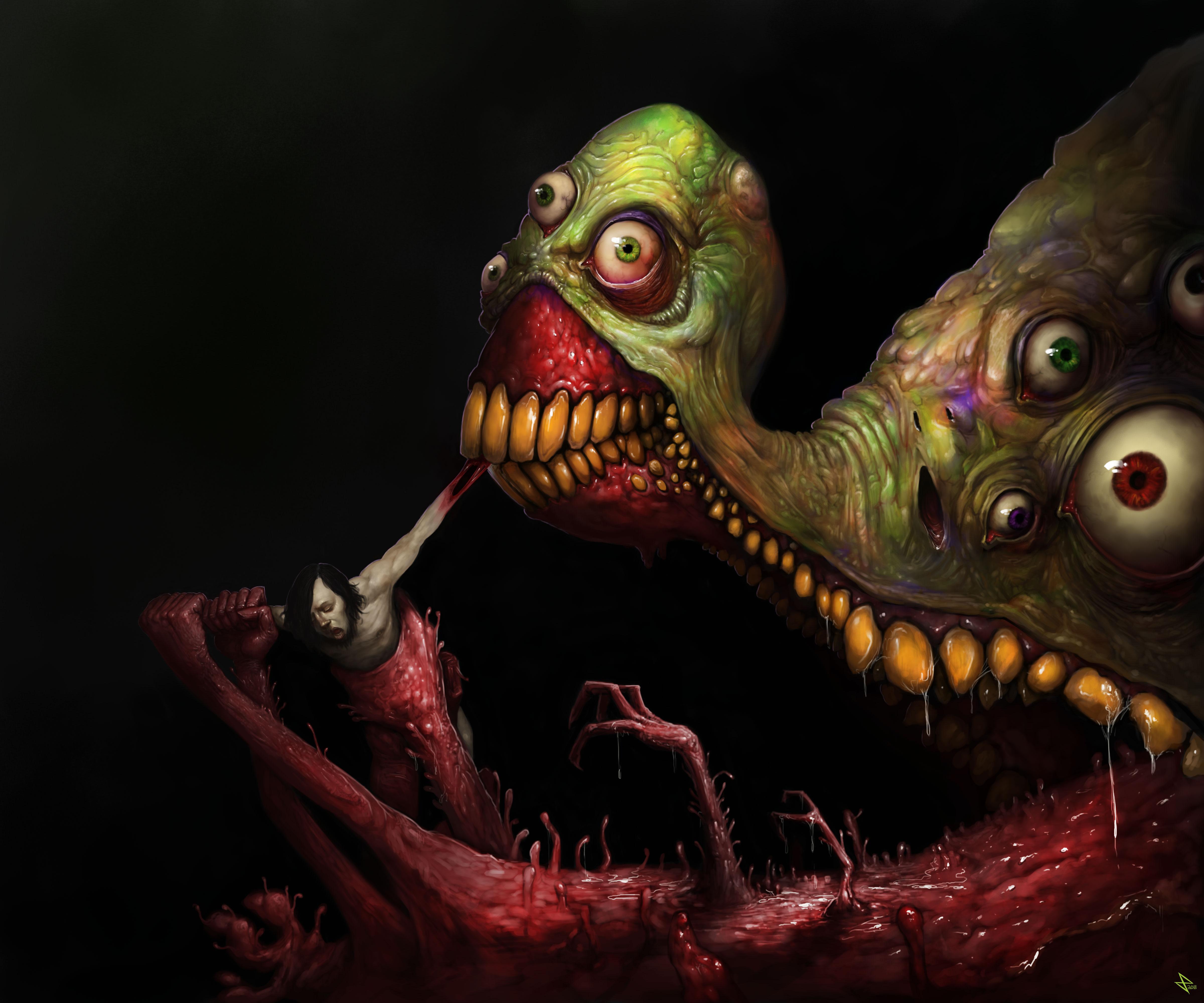 The Vraugtinoct : creepy